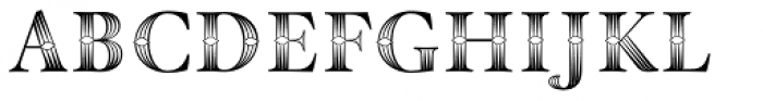 Arlt Deco 2 Font UPPERCASE