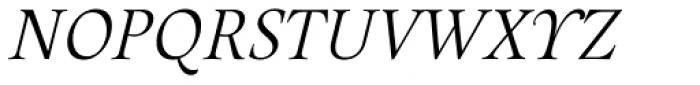 Arlt Titulo Blanca Italic Font UPPERCASE