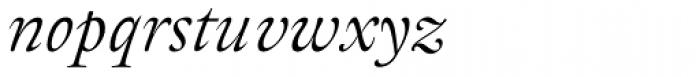 Arlt Titulo Blanca Italic Font LOWERCASE