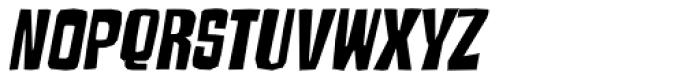 Armageda Italic Font LOWERCASE