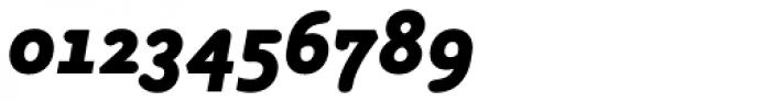 Armature Neue Black Italic Font OTHER CHARS