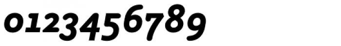 Armature Neue ExtraBold Italic Font OTHER CHARS