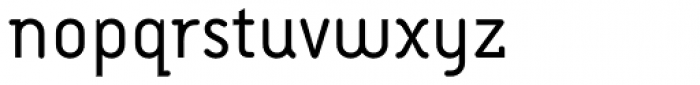 Armature Neue Light Font LOWERCASE