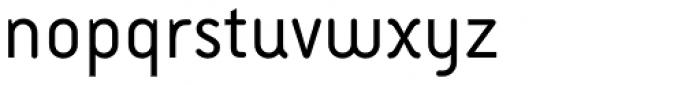 Armature Neue Sans Light Font LOWERCASE
