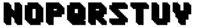 Armin Black Font UPPERCASE