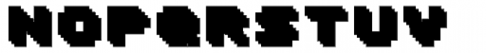 Armin Black Font LOWERCASE