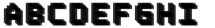 Armin Bold Font UPPERCASE