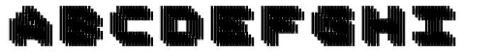 Armin Bold Font LOWERCASE