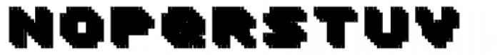 Armin ExtraBold Font LOWERCASE