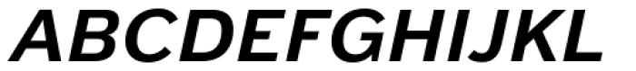 Armitage Bold Italic Font UPPERCASE