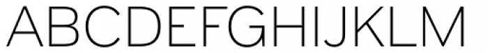 Armitage Thin Font UPPERCASE