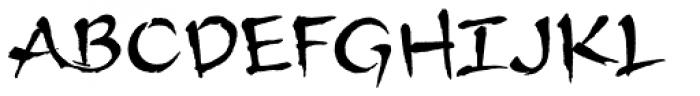 Arnova Std Font UPPERCASE