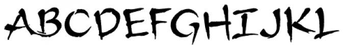 Arnova Font UPPERCASE