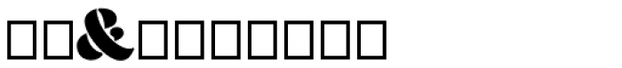 Aromatron Ornaments Font OTHER CHARS