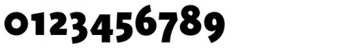 Aromo Black Font OTHER CHARS