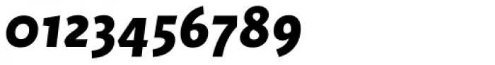 Aromo ExtraBold Italic Font OTHER CHARS