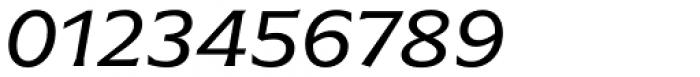 Arpona Regular Italic Font OTHER CHARS