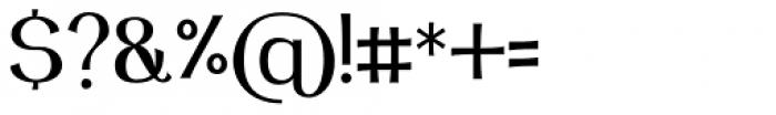 Arqua Goodboy Font OTHER CHARS
