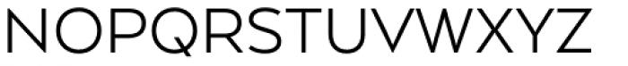 Arquitecta Standard Book Font UPPERCASE