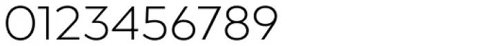 Arquitecta Standard Light Font OTHER CHARS