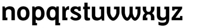 Arroba Regular Font LOWERCASE