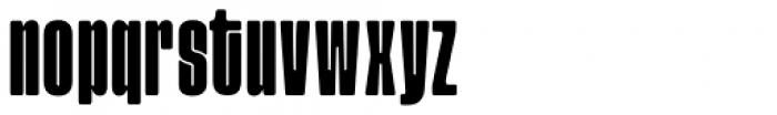 Arroyo Regular Font LOWERCASE