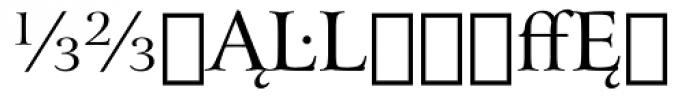 Arrus BT Extension Font UPPERCASE
