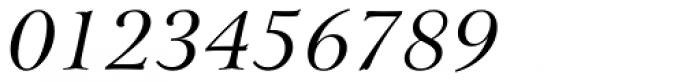 Arrus BT Italic Font OTHER CHARS
