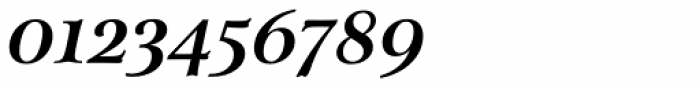 Arrus OSF BT Bold Italic Font OTHER CHARS