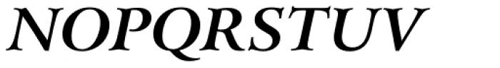 Arrus OSF BT Bold Italic Font UPPERCASE