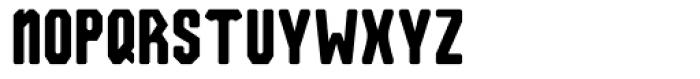 Arsen Ink Font LOWERCASE