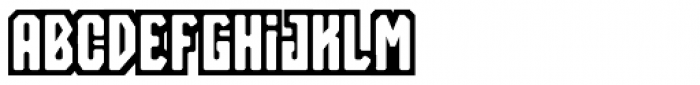 Arsen Font UPPERCASE