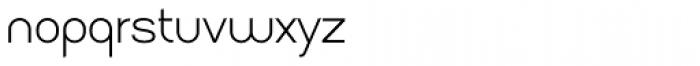 Arsinoe Light Font LOWERCASE
