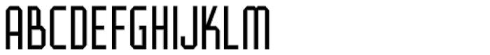 Art And Design JNL Font UPPERCASE