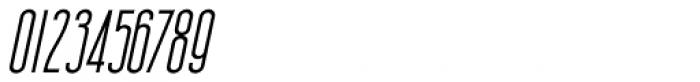 Art Exhibit Oblique JNL Font OTHER CHARS