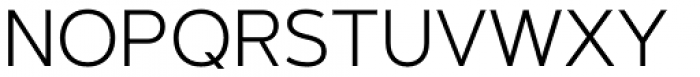 Artegra Sans Alt Light Font UPPERCASE