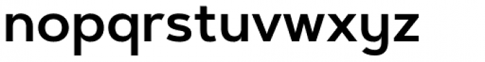 Artegra Sans Alt SemiBold Font LOWERCASE