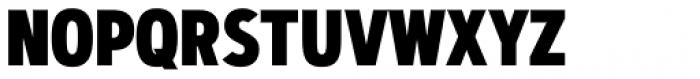 Artegra Sans Condensed SC ExtraBold Font UPPERCASE