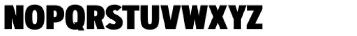 Artegra Sans Condensed SC ExtraBold Font LOWERCASE
