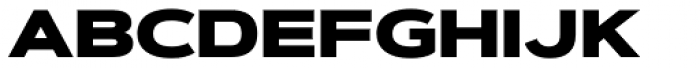 Artegra Sans Extended SC Black Font LOWERCASE