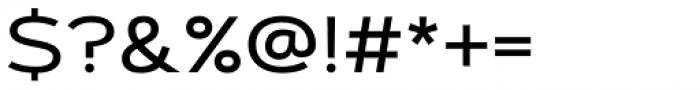 Artegra Sans Extended SC Medium Font OTHER CHARS