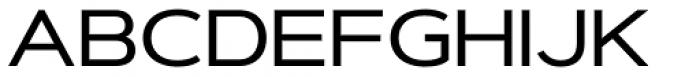 Artegra Sans Extended SC Medium Font UPPERCASE