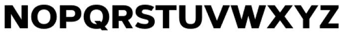 Artegra Sans SC Bold Font LOWERCASE