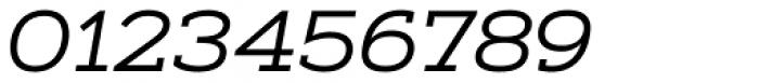Artegra Slab Extended Regular Italic Font OTHER CHARS