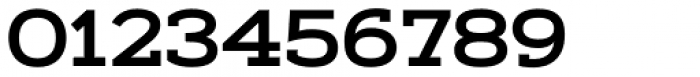 Artegra Slab Extended SemiBold Font OTHER CHARS