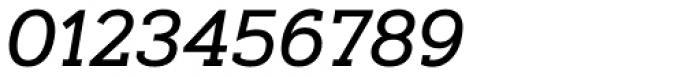 Artegra Slab Medium Italic Font OTHER CHARS