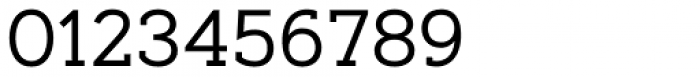Artegra Slab Regular Font OTHER CHARS