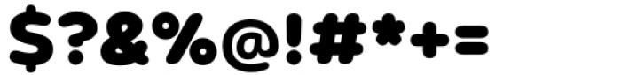 Artegra Soft Black Font OTHER CHARS