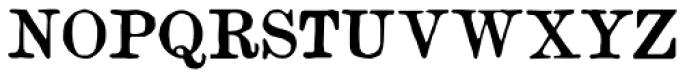 Artful Dodger Font UPPERCASE