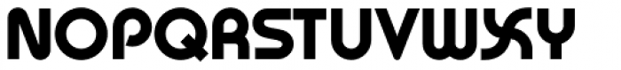 Arthaus Black Font UPPERCASE